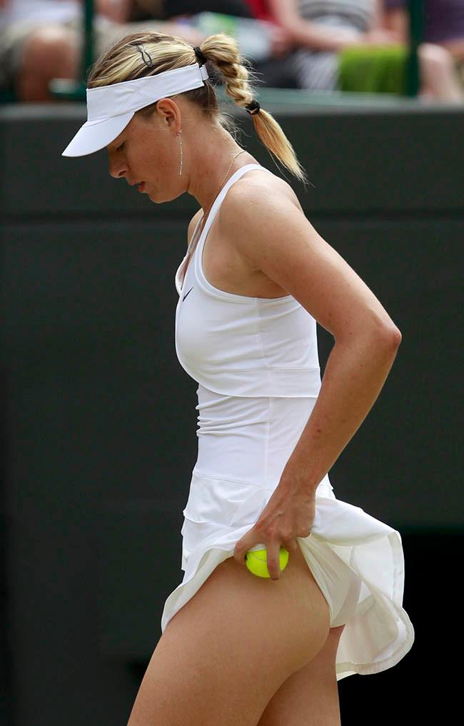 Trang phục tennis đẹp nhưng dễ hớ hênh nhất trong các môn thi Olympic? - 5