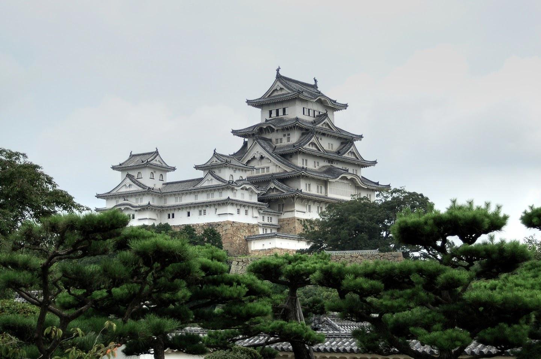 10 tuyệt đỉnh lâu đài không thể bỏ qua ở Nhật Bản - 1