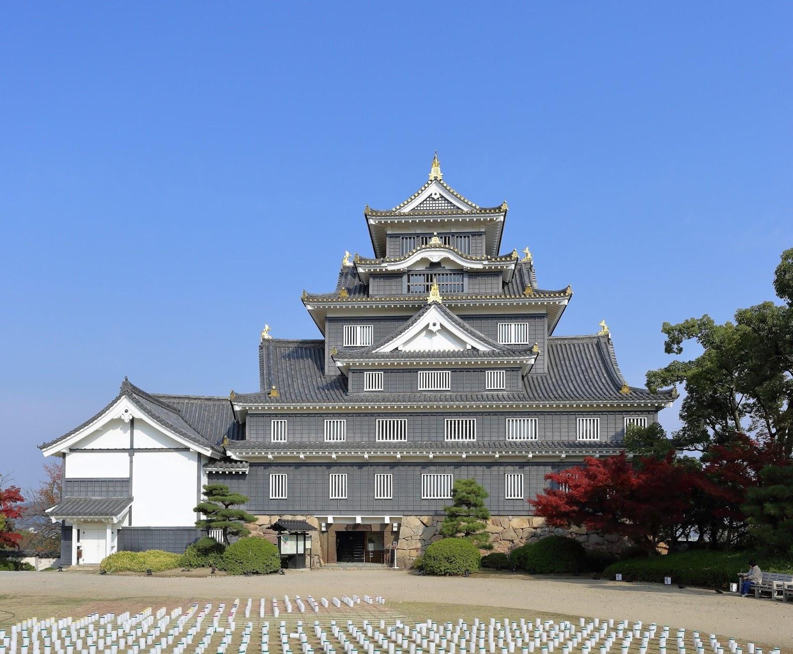 10 tuyệt đỉnh lâu đài không thể bỏ qua ở Nhật Bản - 10