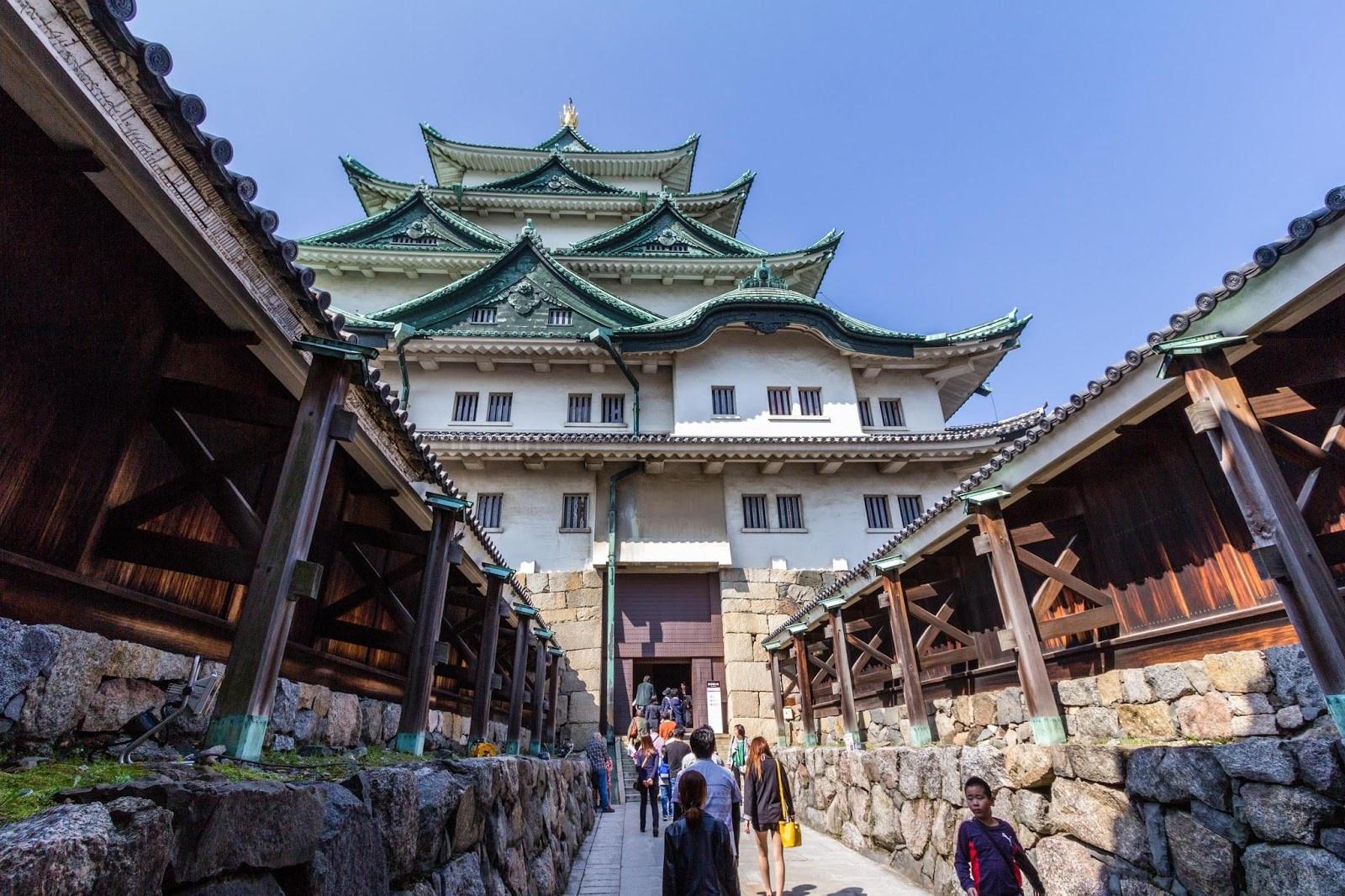 10 tuyệt đỉnh lâu đài không thể bỏ qua ở Nhật Bản - 3