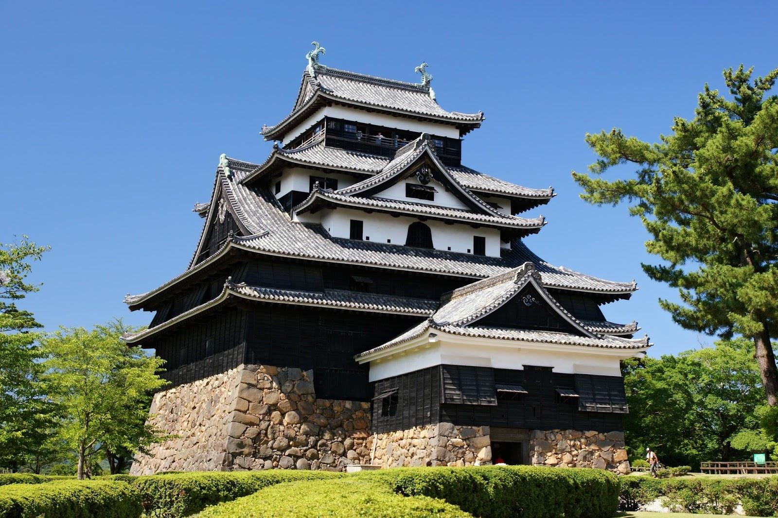 10 tuyệt đỉnh lâu đài không thể bỏ qua ở Nhật Bản - 5