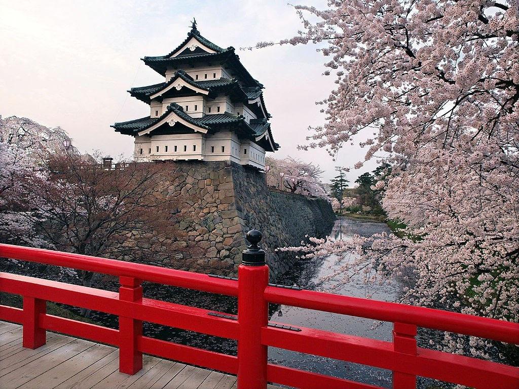 10 tuyệt đỉnh lâu đài không thể bỏ qua ở Nhật Bản - 6