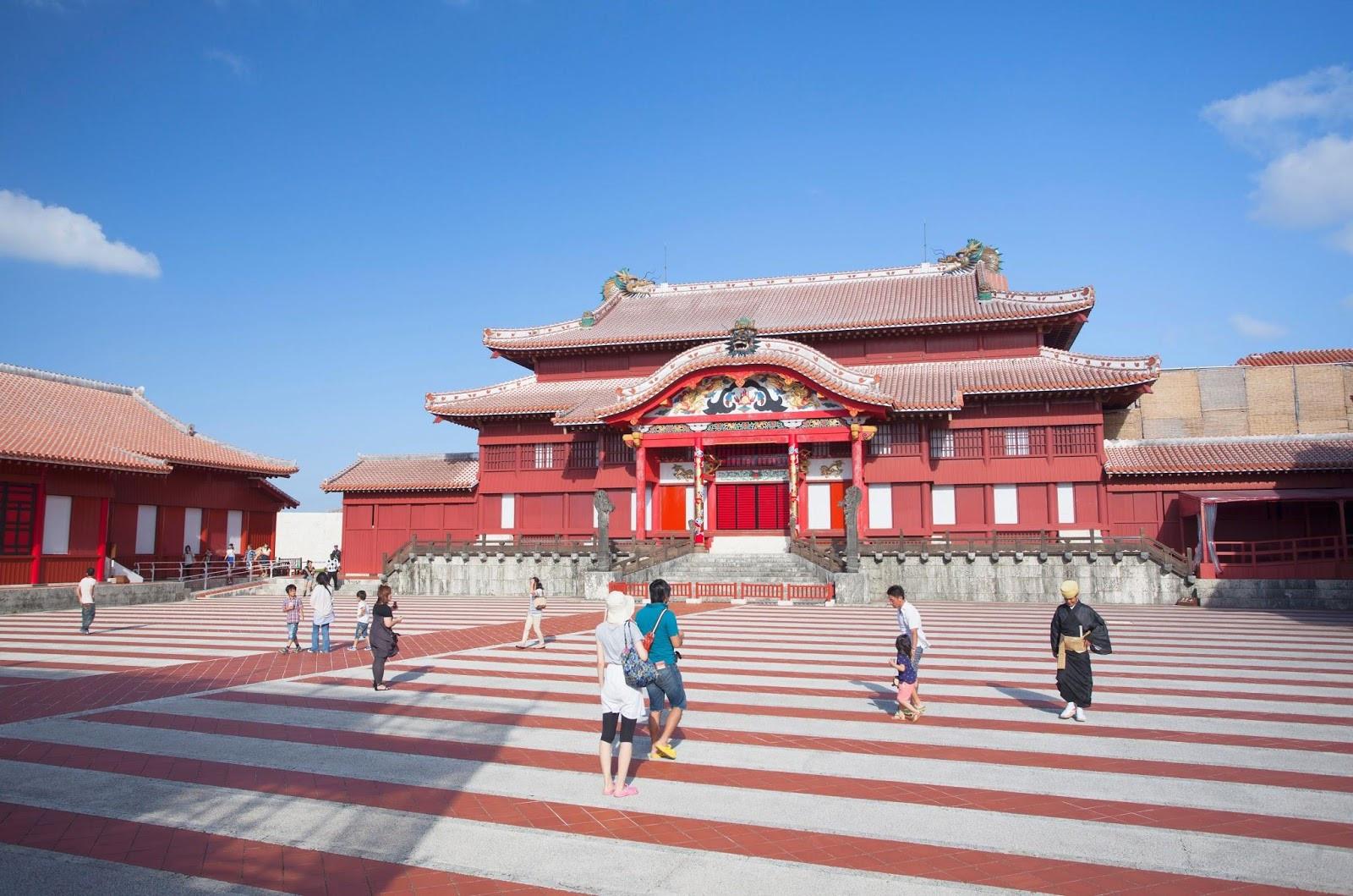 10 tuyệt đỉnh lâu đài không thể bỏ qua ở Nhật Bản - 9
