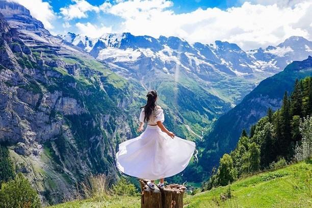 Thụy Sỹ - Vẻ đẹp đa sắc giữa lòng châu Âu - 1