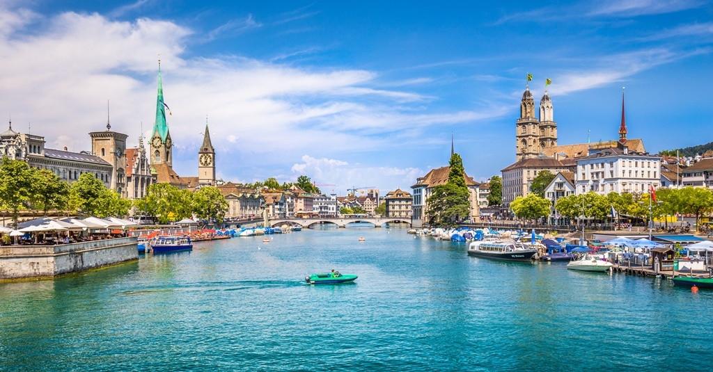 Thụy Sỹ - Vẻ đẹp đa sắc giữa lòng châu Âu - 4