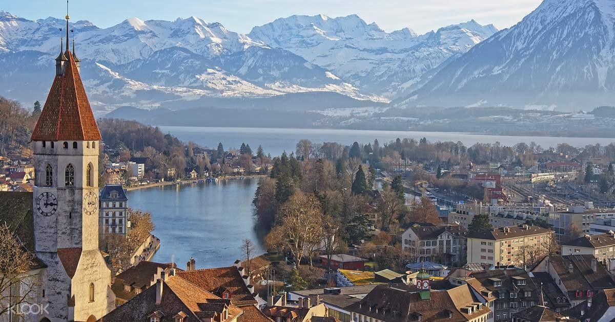 Thụy Sỹ - Vẻ đẹp đa sắc giữa lòng châu Âu - 2
