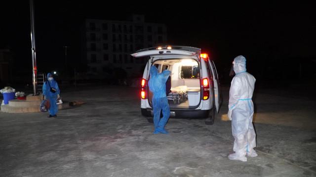 Xác định một người gặp tai nạn khi từ miền Nam về Lào Cai dương tính với SARS-CoV-2, Quảng Bình có thêm 5 ca dương tính  - Ảnh 1.