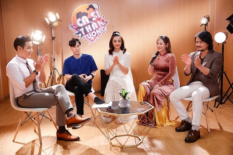 Câu chuyện của 'Bản sao Minh Tuyết' thoát khỏi rụt rè tại 'Ca sĩ thần tượng' khiến Á hậu Kiều Loan đầy ngưỡng mộ
