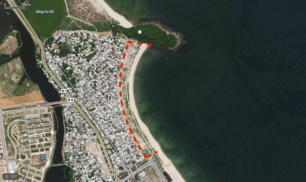 Đà Nẵng đầu tư xây dựng 4 công viên biển với kinh phí gần 100 tỷ đồng