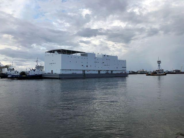 Bí ẩn về con tàu bất thường nhất của Hải quân Mỹ