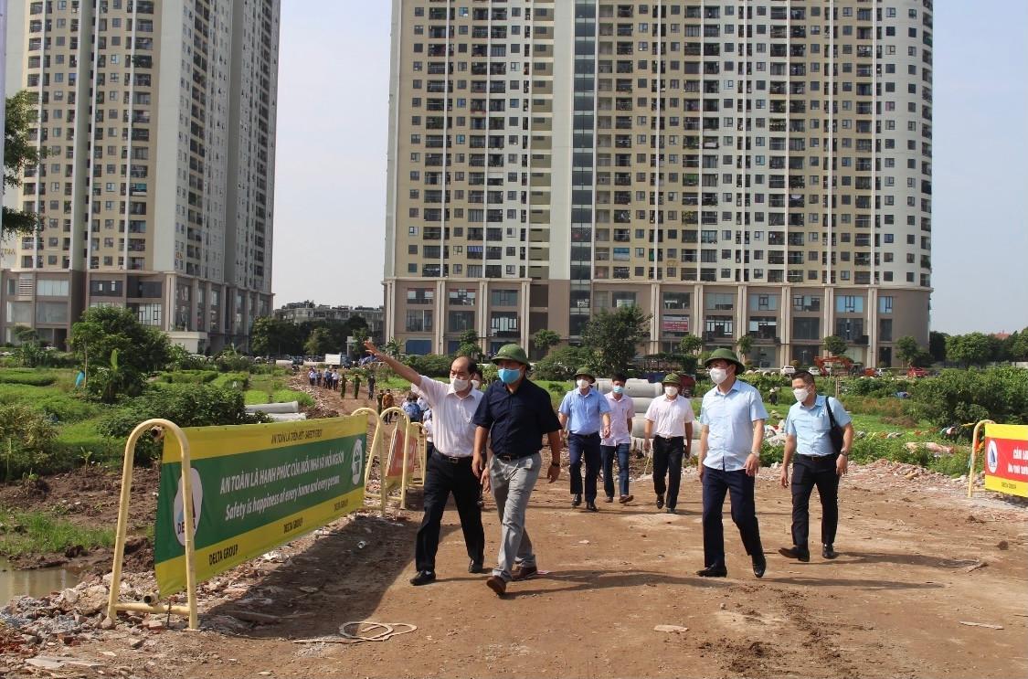 Bộ Xây dựng: Hà Nội cần dự kiến số lượng bệnh viện dã chiến được thiết lập
