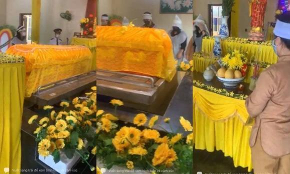 Không khí đau buồn trong tang lễ cố nghệ sĩ Giang Còi-4
