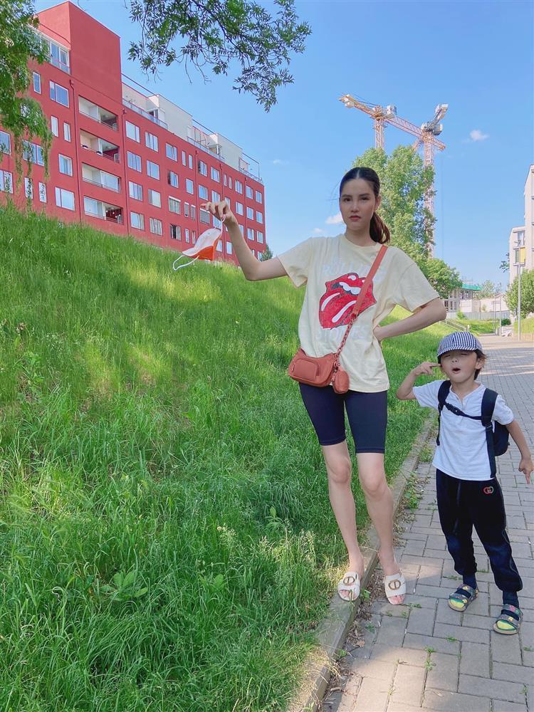 Mạc Hồng Quân xuất ngoại thăm vợ con đúng lúc giãn cách xã hội-2