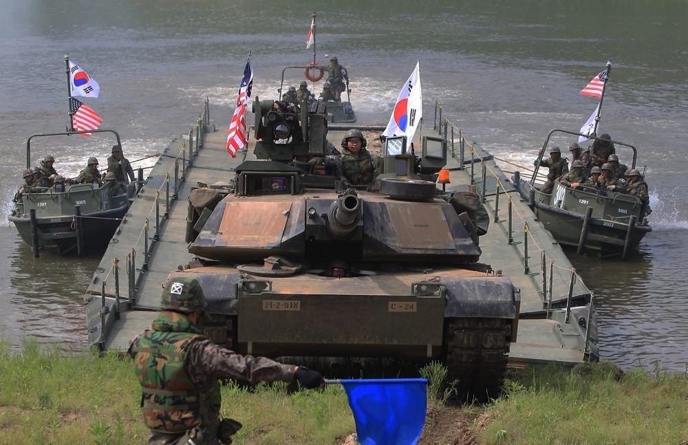 Không thể buông bỏ 'chấp niệm', Triều Tiên ra điều kiện với Hàn Quốc. (Nguồn: Getty Images)