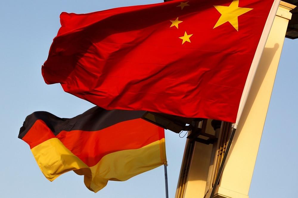 Truyền thông Đức: Berlin cáo buộc một phụ nữ làm gián điệp cho Trung Quốc. (Nguồn: Reuters)