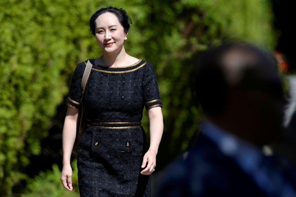 Vụ dẫn độ CFO Huawei: Phe Huawei tố Mỹ tận dụng 'lối tắt pháp lý rất đặc quyền'. (Nguồn: Reuters)