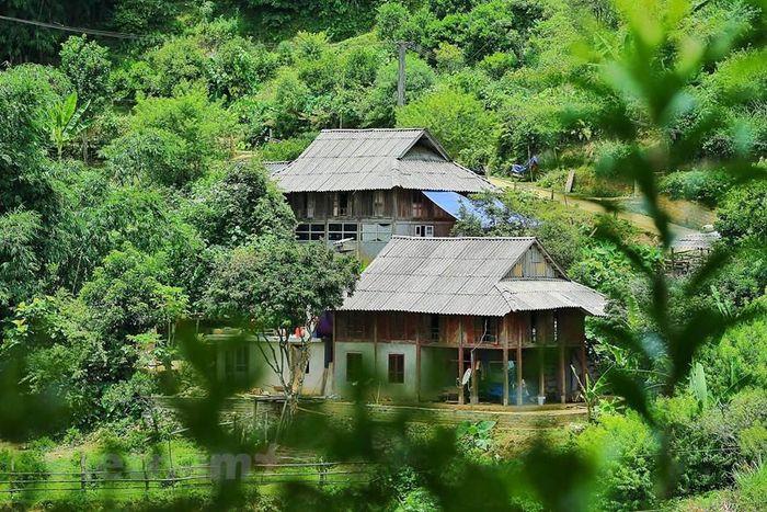 Thiên nhiên tươi đẹp và bình yên ở bản người Mường - 7
