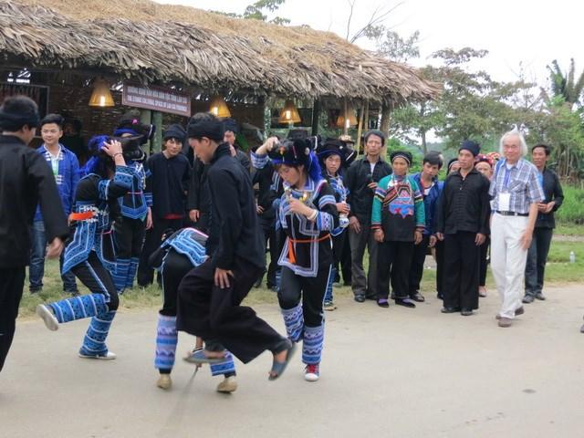 Độc đáo lễ hội Khô già già của người Hà Nhì đen - 3