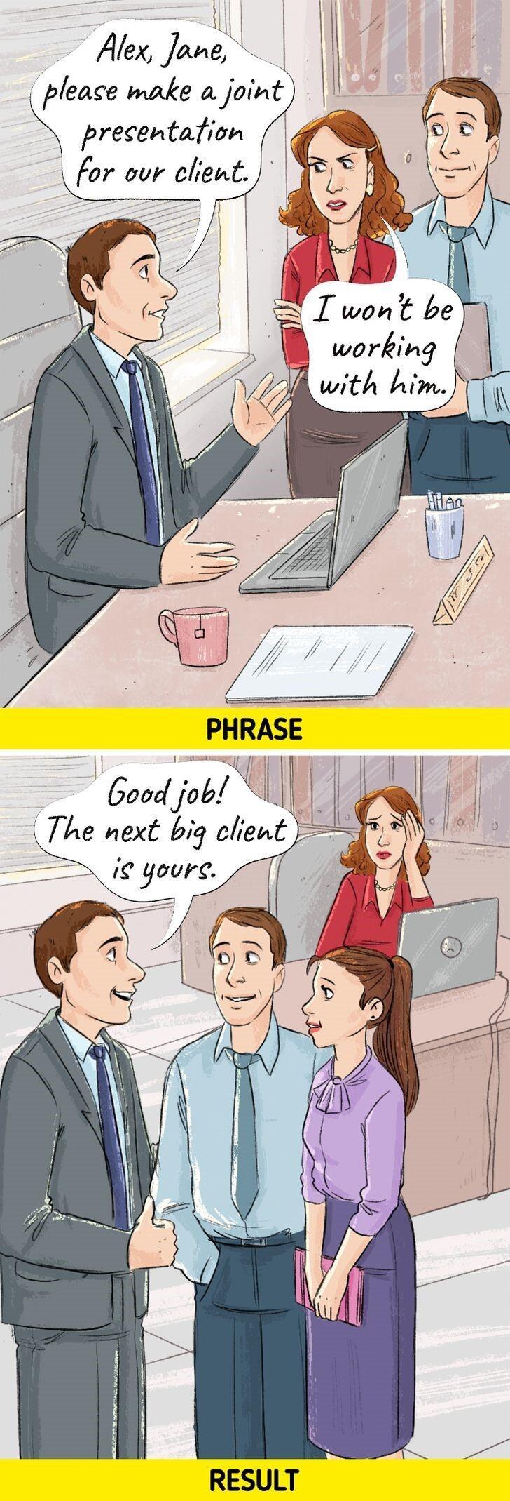 10 câu nói có thể khiến bạn không bao giờ được thăng chức  - 1