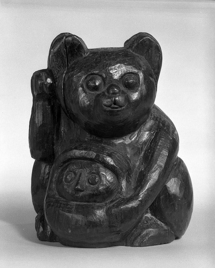 Maneki-neko: Bí ẩn chú mèo thần tài đến từ Nhật Bản - 3