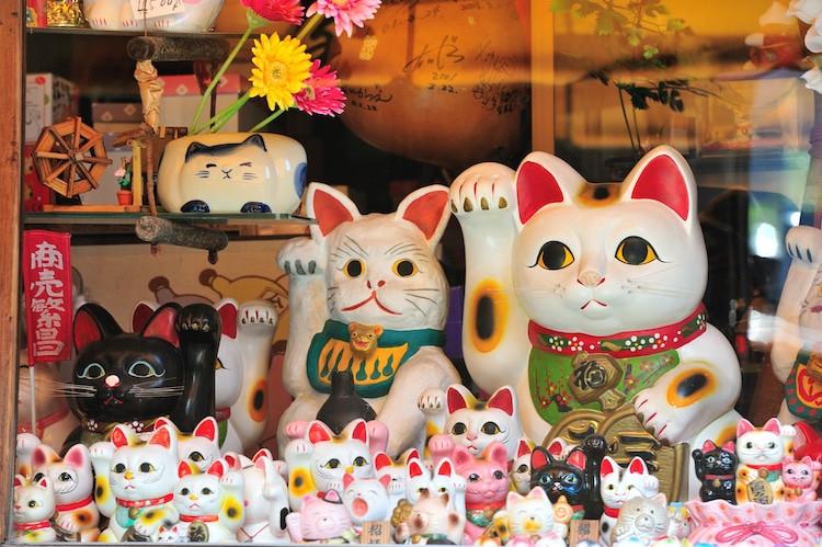 Maneki-neko: Bí ẩn chú mèo thần tài đến từ Nhật Bản - 9