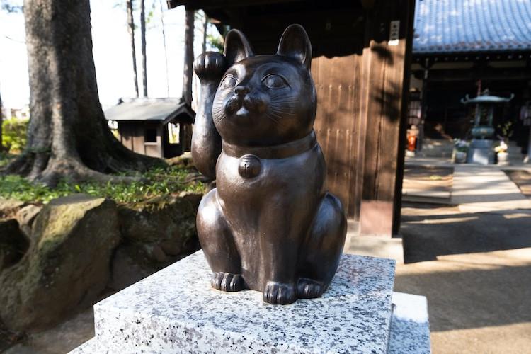 Maneki-neko: Bí ẩn chú mèo thần tài đến từ Nhật Bản - 6