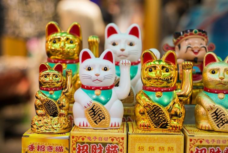 Maneki-neko: Bí ẩn chú mèo thần tài đến từ Nhật Bản - 1