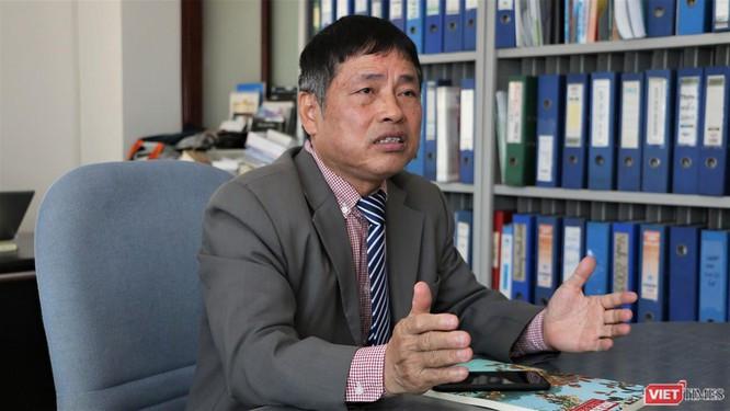 TS Nguyễn Ngọc Chu: