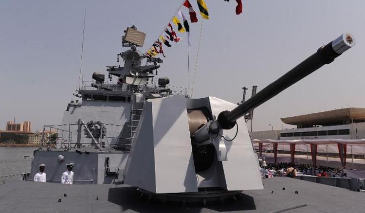 Ấn Độ điều 4 chiến hạm đến Biển Đông thực hiện nhiệm vụ kéo dài 2 tháng