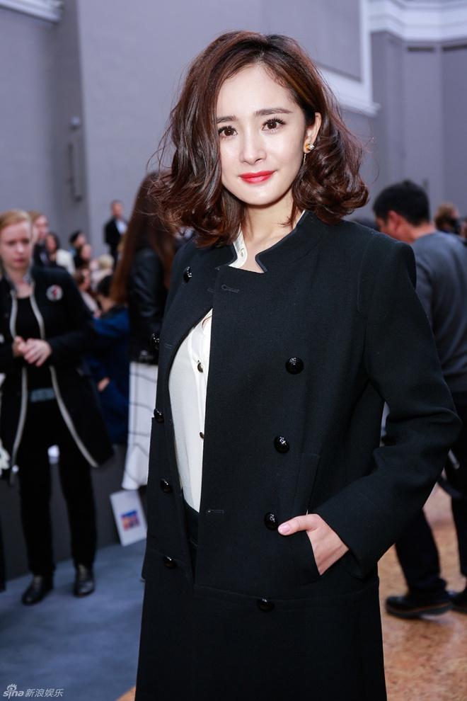 Dương Mịch, Triệu Lệ Dĩnh thăng hạng nhan sắc khi cắt tóc ngắn-4