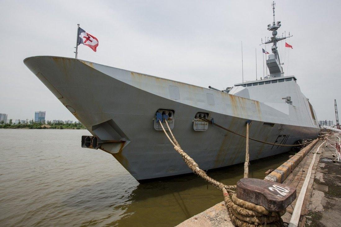 Hàm ý của các quốc gia khi cử tàu chiến tới Biển Đông