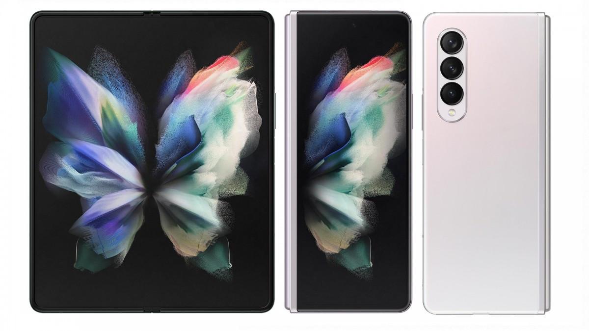 Lộ diện thông số kỹ thuật gần như hoàn chính của Samsung Galaxy Z Fold3 5G