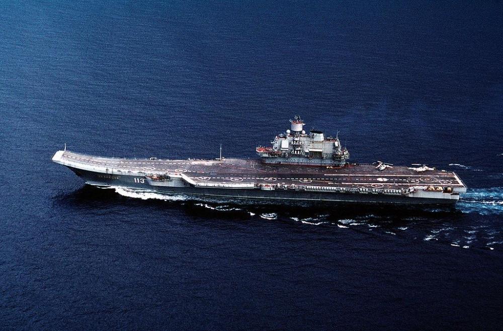 Nga giành lại tàu sân bay Kuznetsov theo cách