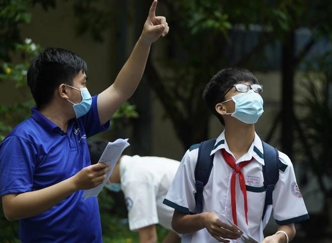 2 thí sinh có điểm xét tuyển vào lớp 10 cao nhất TP. Hồ Chí Minh là 30,1 điểm