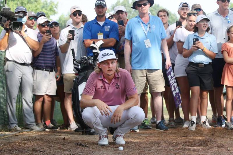 Golfer Cameron Smith