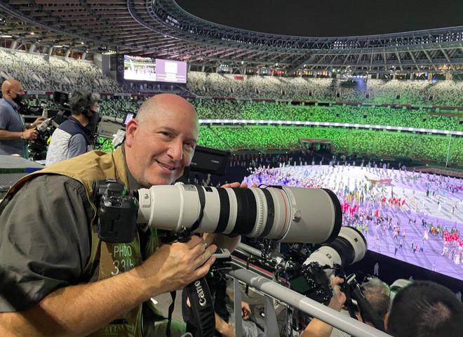 Hậu trường Olympic Tokyo 2020: Máy ảnh mirrorless Sony xuất hiện nhiều hơn, đe dọa soán ngôi máy ảnh DSLR Canon và Nikon trong kỳ Olympic tới - Ảnh 2.