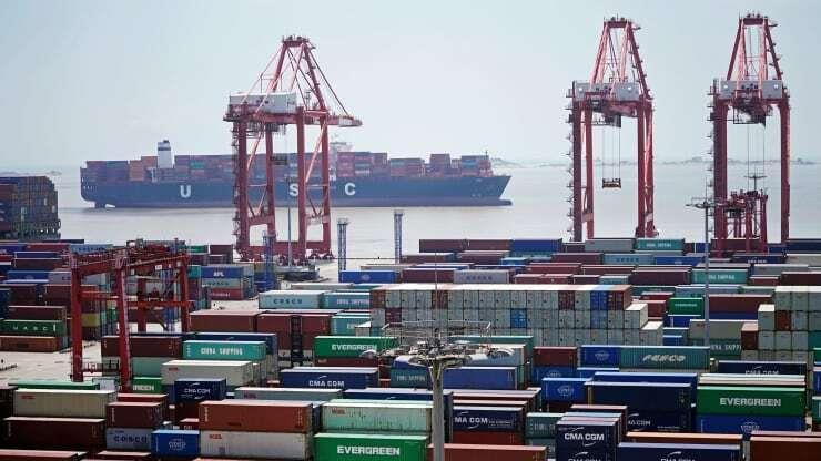 Cước vận chuyển container tăng không tưởng, thị trường hỗn loạn - 1
