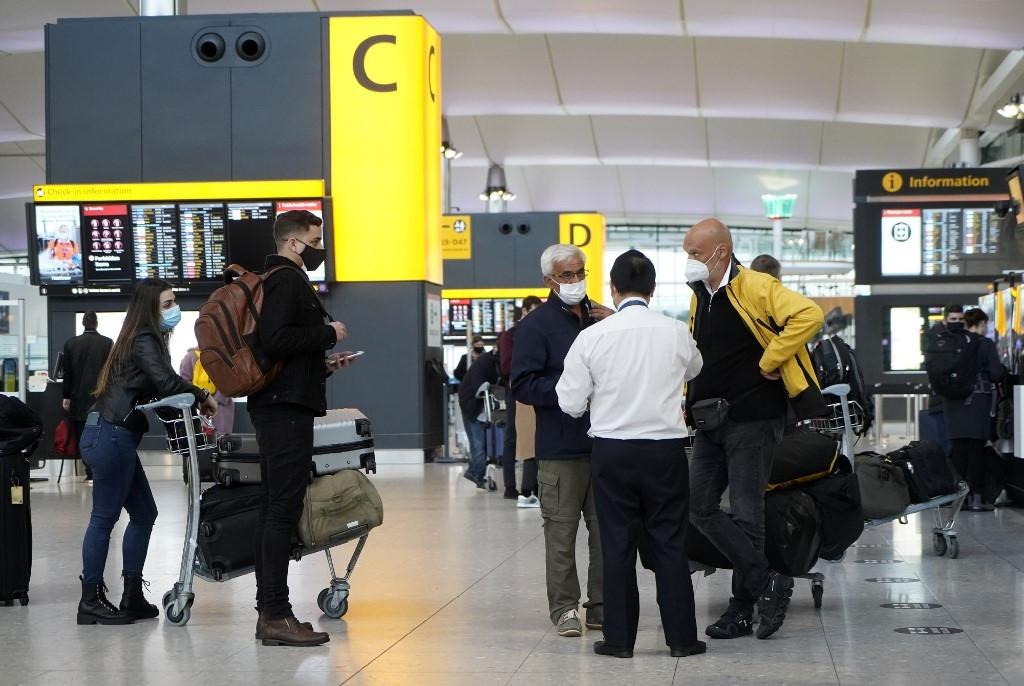 Indonesia: Lo ngại dịch Covid-19, hơn 61.000 người nước ngoài xuất cảnh. (Nguồn: AFP)