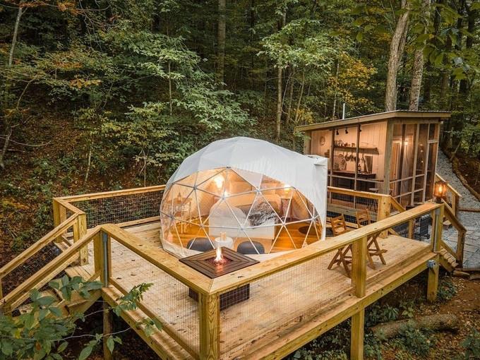 Những căn nhà cho thuê trên Airbnb đẹp nhất nước Mỹ - 5