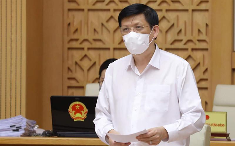 Bộ trưởng Nguyễn Thanh Long: Đổi mới toàn bộ ngành y tế để ứng phó hiệu quả hơn với những thách thức trong bối cảnh đại dịch - Ảnh 1.
