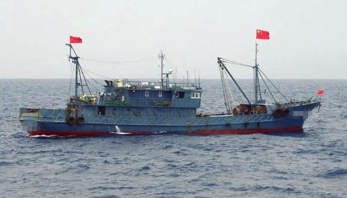 Nhật Bản trục xuất 80 tàu cá Trung Quốc trong năm nay. (Nguồn: Kyodo)