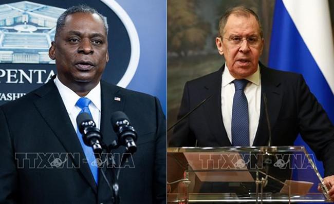 Tiết lộ nội dung cuộc điện đàm giữa Bộ trưởng Quốc phòng Nga và người đồng cấp Mỹ