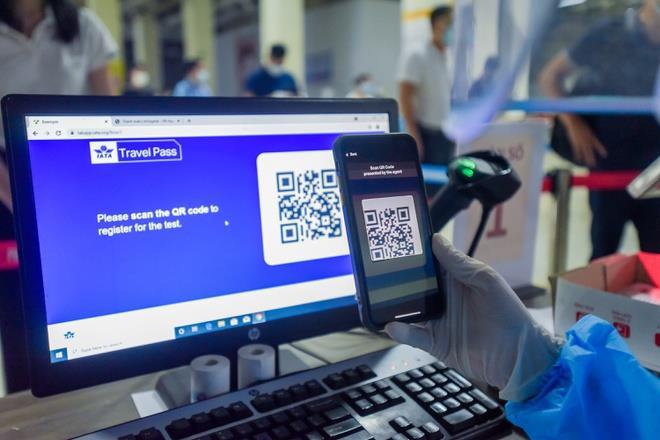 Chuyến bay đầu tiên của Việt Nam áp dụng hộ chiếu sức khỏe - 1