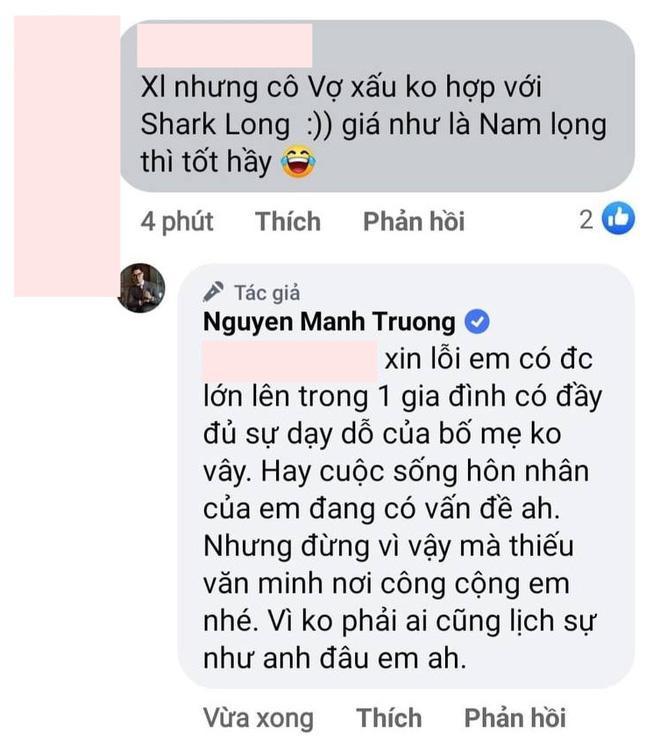 Vợ Mạnh Trường khiến Phương Oanh cũng phải chào thua về độ táo bạo-1