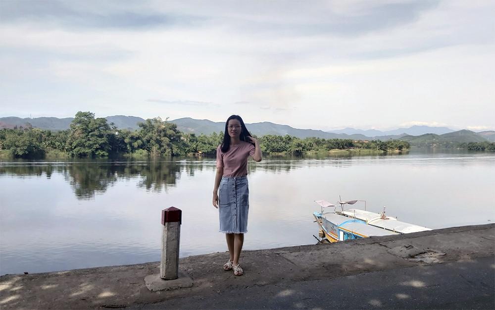 Ngôi chùa cổ kính soi bóng trên dòng sông Hương mộng mơ - 9
