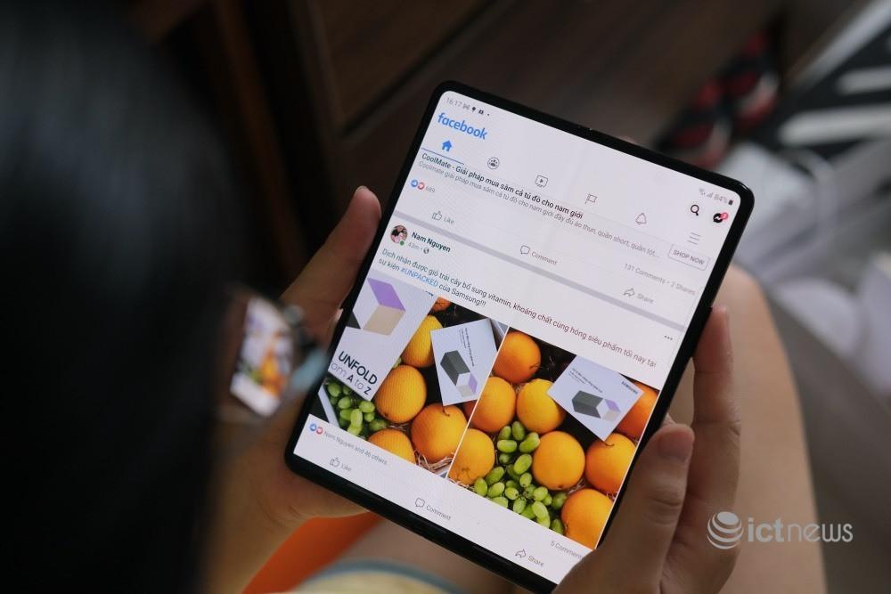 Đơn đặt hàng Z Fold3, Z Flip 3 tại Việt Nam cao hơn năm ngoái