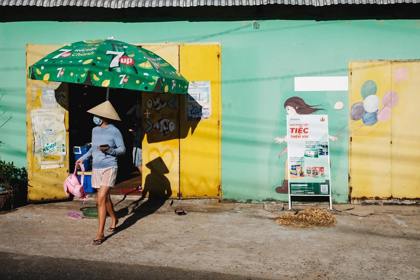 Nét yên bình làng bích họa Tam Thanh qua góc máy nhiếp ảnh gia người Pháp - 9