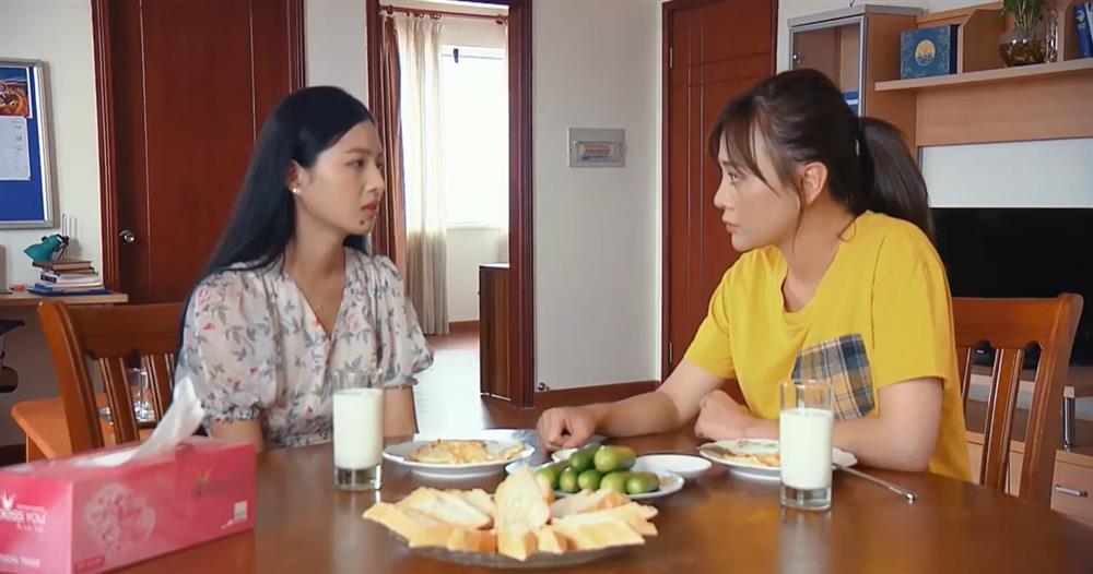 Hương Vị Tình Thân: Diệp tâm sự chuyện tình yêu với Nam-1