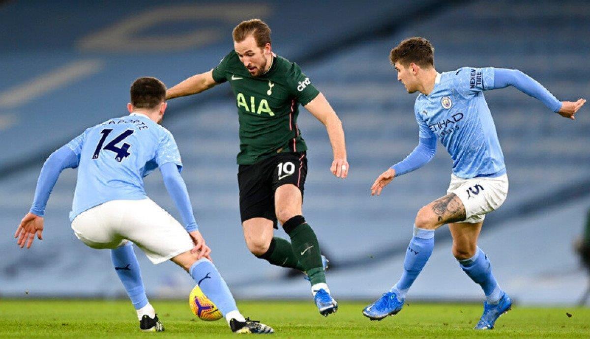 Trực tiếp bóng đá Tottenham vs Man City đại chiến vòng 1 Ngoại hạng Anh - 1