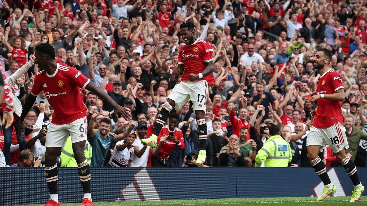 Tấn công mãn nhãn, Man Utd khởi đầu hoàn hảo chiến dịch tranh ngôi vô địch - 4